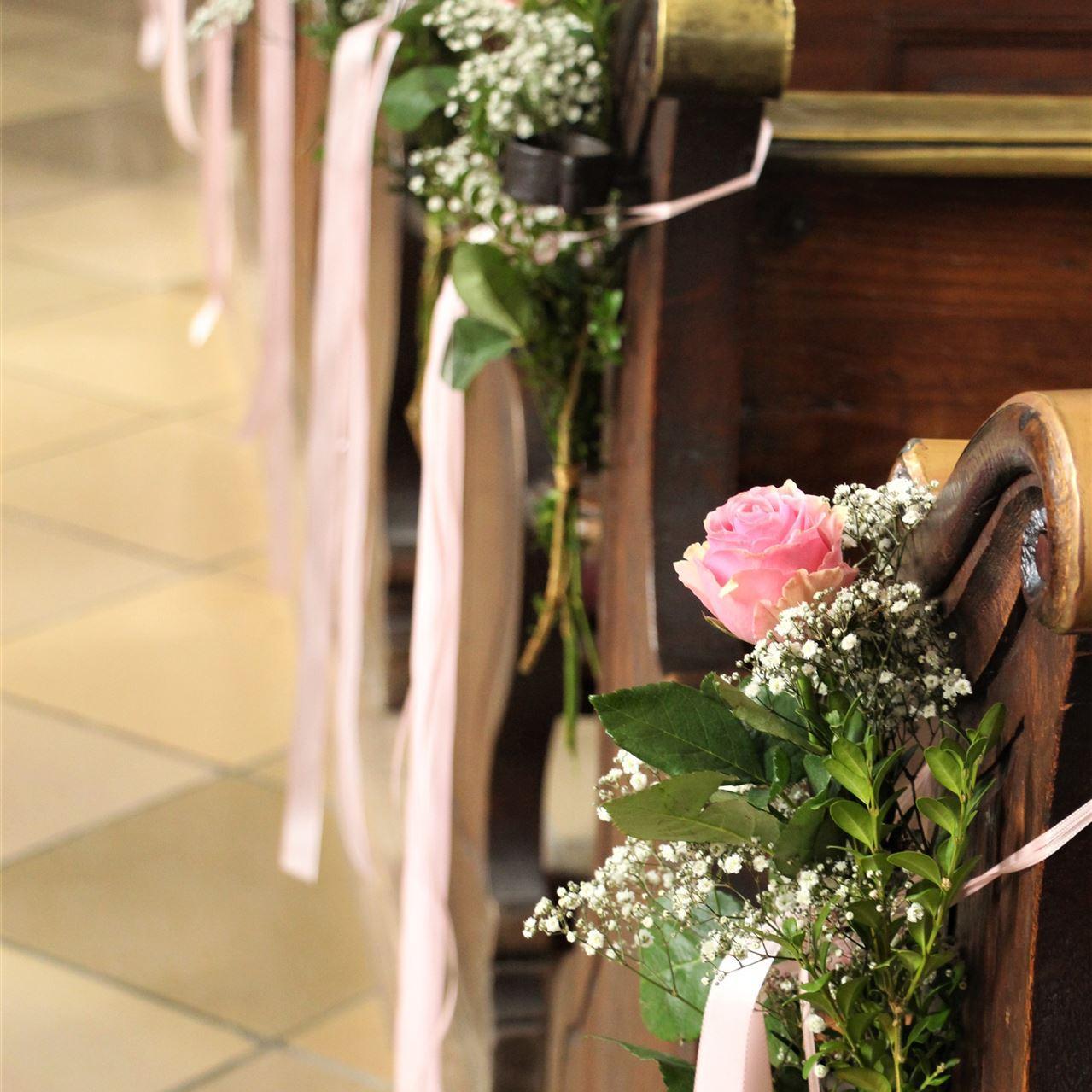 Blumen Mayrhofer Kirchenschmuck
